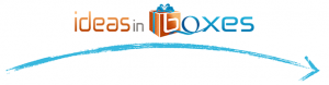 ideas in boxes Logo