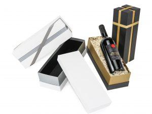 Premium Verpackung für Wein