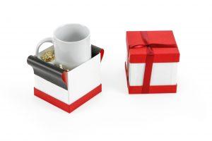 Premium Verpackung für Tassen