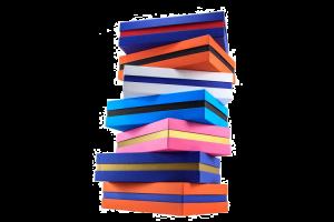 Verpackungen in individuellen Farben
