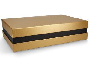 Premium Geschenkverpackung - Gold