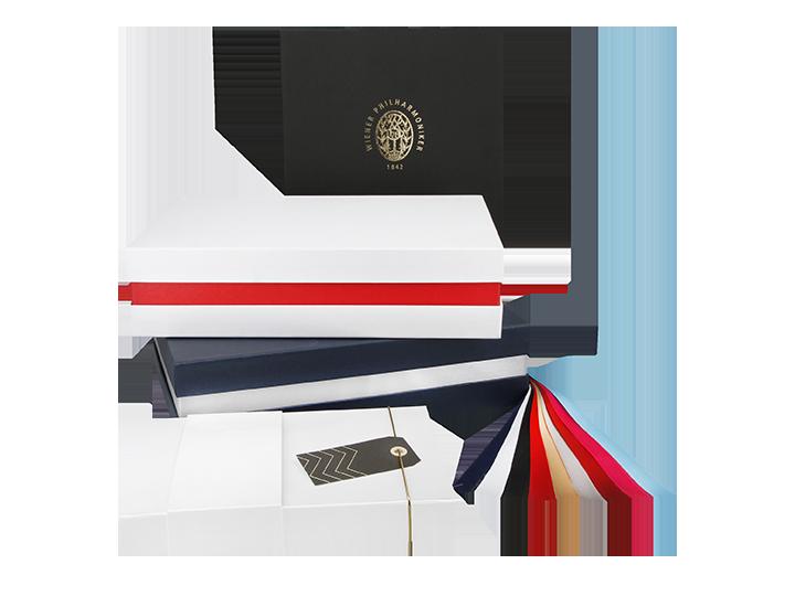 Geschenke an Geschäftspartner - Geschenkverpackungen