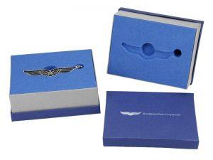 Produktverpackung mit Schaumstoff - Bundespolizei-Flugdienst