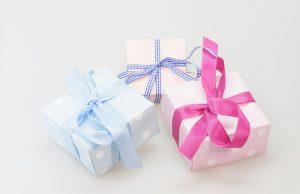 Die richtige Geschenkverpackung finden