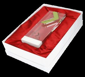 Verpackung für Pokale