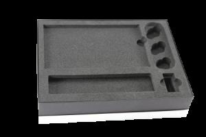 Schaumstoff-Form Inlay