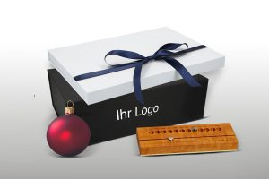 Weihnachtsgeschenk Geschäftspartner