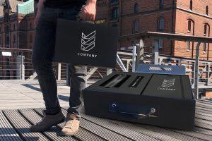 Willkommensgeschenk - Onboarding Boxen