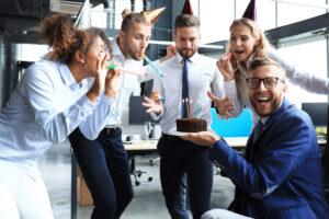 Geburtstagswünsche & Sprüche für Mitarbeiter