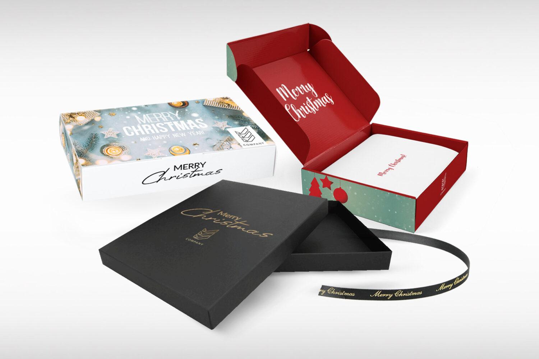 Geschenkverpackungen zu Weihnachten als Kundenbindungsinstrument